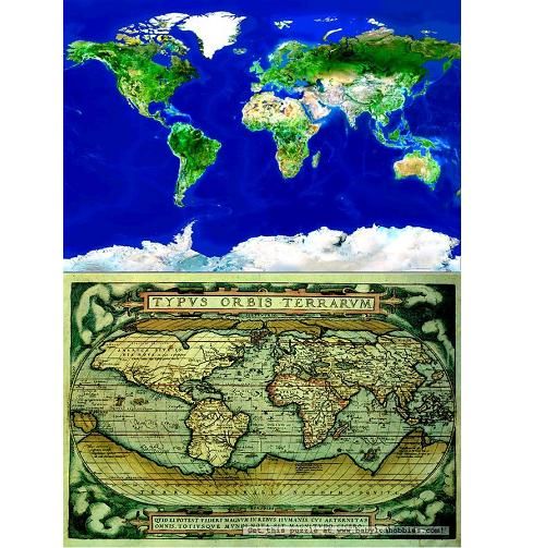 The world 2 x 1000 pieces jigsaw puzzle by educa gumiabroncs Gallery