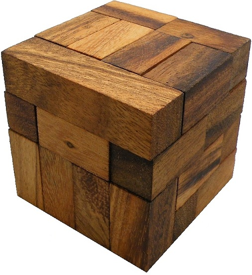 Images of Wooden Puzzle Cube Solutions - www industrious info