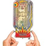 Bilz Cosmic Pinball Puzzle - Money Brainteaser