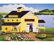 Lakeview Farms- 1000 Pieces Jigsaw Puzzle By Buffalo Games
