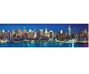 New York City (Glow in the Dark) - 750 Pieces Jigsaw Puzzle By Buffalo Games