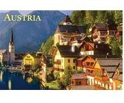 Austria - Travel Series - 300 Pieces Jigsaw Puzzle By Buffalo Games
