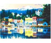 Lakeside Afternoon - 500 Pieces Jigsaw Puzzle By Buffalo Games