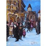 Caroling - 1000 Pieces Jigsaw Puzzle By Cobble Hill