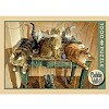 Table Manners - 1000 Pieces Jigsaw Puzzle By Cobble Hill