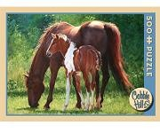 Sun Splashed - 500 Pieces Jigsaw Puzzle By Cobble Hill