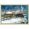 Barber Junction - 500 Pieces Jigsaw Puzzle By Cobble Hill