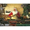 Santa and his Trains - 500 Pieces Jigsaw Puzzle By Cobble Hill