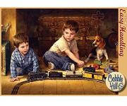 Attic Treasures - 275 Pieces Jigsaw Puzzle By Cobble Hill