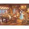 Snow White and the Seven Dwarves - 400 Pieces Jigsaw Puzzle By Cobble Hill