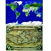 The World - 2 x 1000 Pieces Jigsaw Puzzle by EDUCA