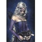 Victoria Frances, Angel of Death - 1000 Pieces Jigsaw Puzzle by EDUCA