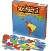 Latin America Geography Jigsaw puzzle by Geo Puzzle 50 Pieces