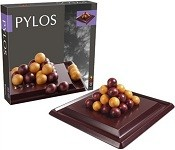 Pylos Strategy Classic Wooden Game by Gigamic