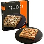 Quixo Classic Strategy Wooden Game by Gigamic
