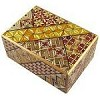 4 Sun 7 Steps Japanese Puzzle Box