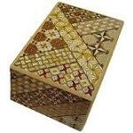 5 Sun 14 Steps Yosegi - Japanese Puzzle Box