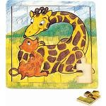 Giraffe - Jigsaw 21pc Wooden Puzzle