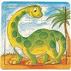 Dinosaur - Jigsaw 21pc Wooden Puzzle