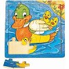 Duck Family - Jigsaw 21pc Wooden Puzzle
