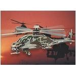 Apache - Illuminated 3D Jigsaw Woodcraft Kit Wooden Puzzle