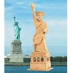 Statue of Liberty (LRGE) - 3D Jigsaw Woodcraft Kit Wooden Puzzle