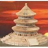 Temple Of Heaven - 3D Jigsaw Woodcraft Kit Wooden Puzzle