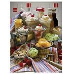 Just Desserts - 500 Pieces Jigsaw Puzzle By Ravensburger