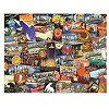 Road Trip USA - 1000 Pieces Jigsaw Puzzle By Ravensburger