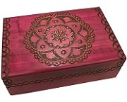 Enchanted (Large) - Secret Wooden Puzzle Box