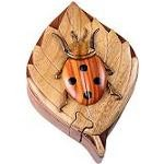 Lady Bug - Secret Wooden Puzzle Box
