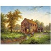 Country Mill - 500 Pieces Jigsaw Puzzle by Springbok