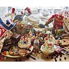 Treats and Sweets - 1000 Pieces Jigsaw Puzzle by Springbok
