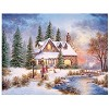 Holiday Homecoming - 500 Pieces Jigsaw Puzzle by Springbok