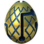 Smart Egg Jester - Labyrinth Maze Puzzle