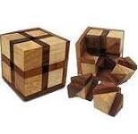 24 Triangles - Brain Teaser Wooden Puzzle
