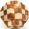 Giant Grand Star - Brain Teaser Wooden Puzzle
