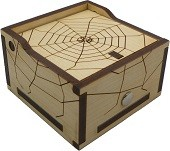 Spider Box - Secret Box Brainteaser Puzzl